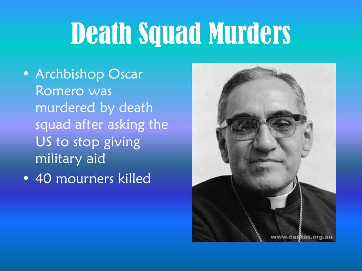 Death Squad Murders