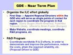 gde near term plan2