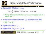 digital modulation performance1