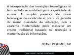 brasil 1998 mec 141