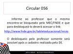 circular 0561