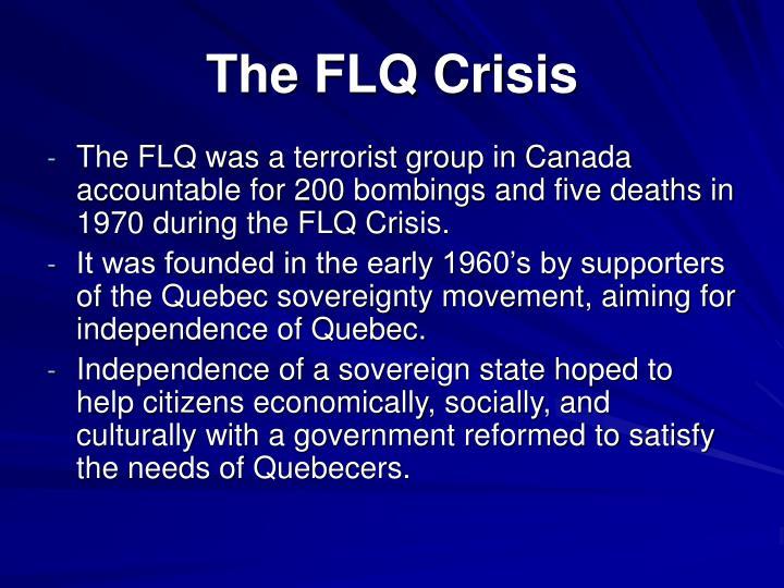 The FLQ Crisis