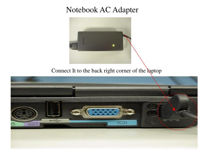 Notebook AC Adapter