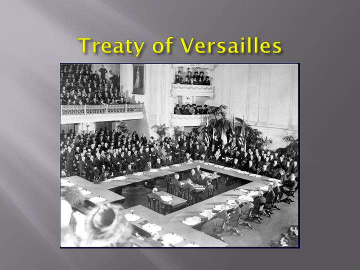 a discussion on president wilsons ineptitude and stubbornness and the defeat of the treaty of versai Free essay: president wilson's own ineptitude and stubbornness is what led to the senate's defeat of the treaty of versailles, rather than the strength of.