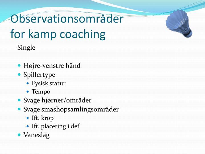 Observationsområder