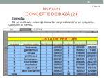 ms excel concepte de baz 23
