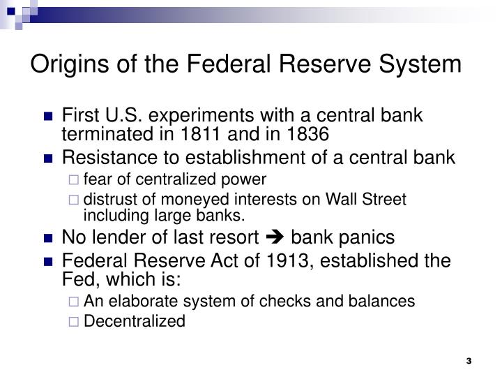 the federal reserve banking system essay The federal reserve explained in 3 minutes  in america the ultimate control of money rests with the bankers of the federal reserve system because of this it is detrimental that we as citizens.