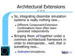 architectural extensions2