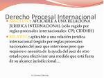 derecho procesal internacional1