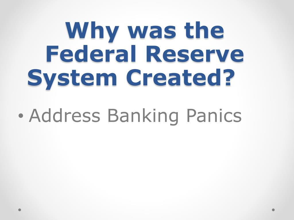 PPT - The Federal Reserve System youtube/watch?v=GsxmwjQWiZs