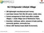nlv bridgewater lifestyle village