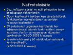 n efrotoksisite