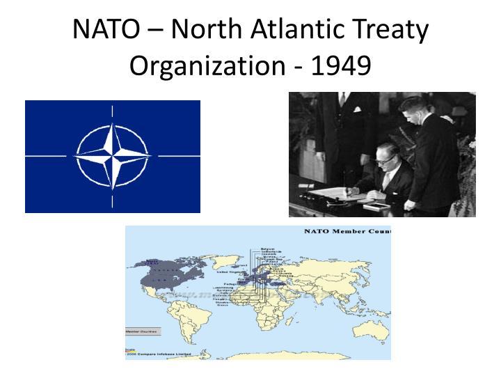 an overview of northern atlantic treaty organization nato