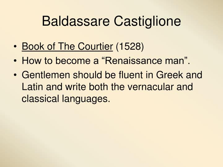 Baldassare Castiglione