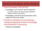 feminist participatory action research2