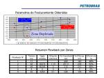 parametros de fracturamiento obtenidos