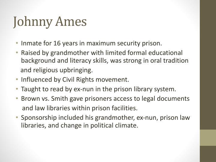 Johnny Ames