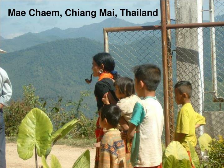 Mae Chaem, Chiang Mai, Thailand