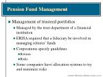 pension fund management1
