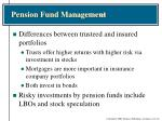 pension fund management2
