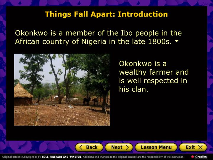 okonkwo as epic hero in chinua achebes Start studying things fall apart: chinua achebe learn vocabulary, terms, and more with flashcards, games, and other study tools.