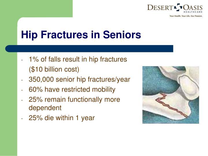 Hip Fractures in Seniors