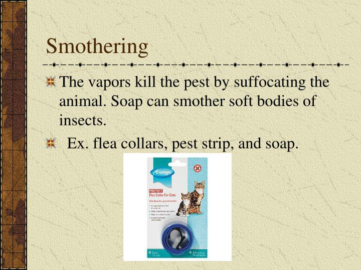 Smothering