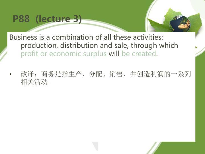 P88  (lecture 3)