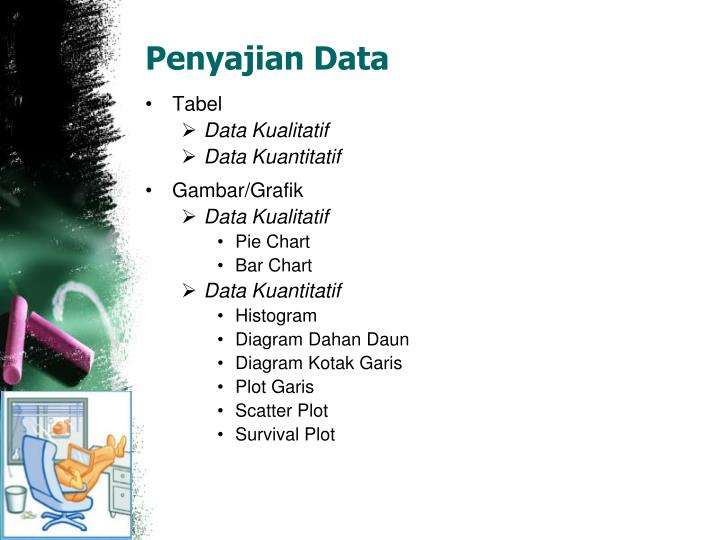 Ppt statistika i powerpoint presentation id4120776 penyajian data ccuart Image collections