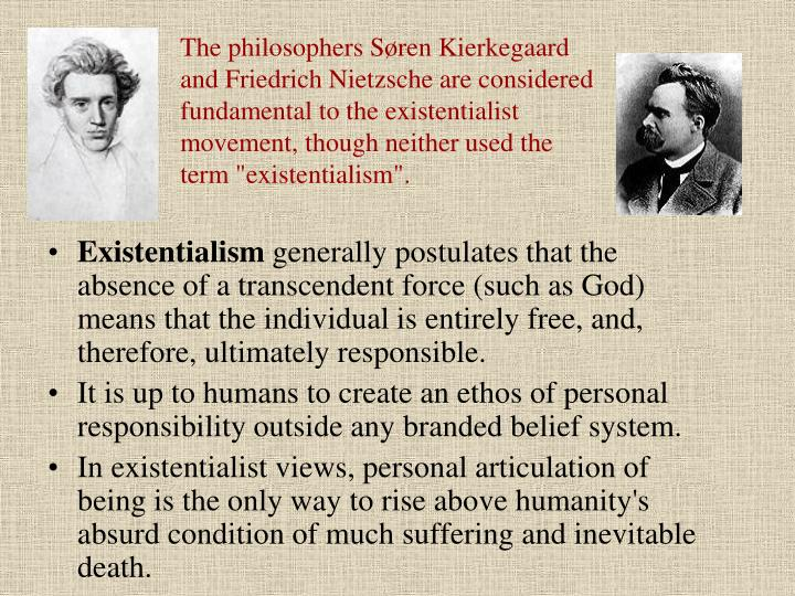 a report on the philosopher soren kierkegaard and his existentialism philosphy Review - an introduction to philosophy of education fourth edition by robin barrow and ronald woods routledge, 2006 review by george abaunza, phd.