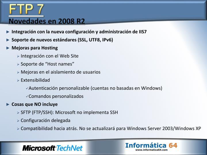 FTP 7