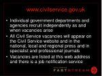 www civilservice gov uk1