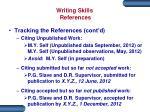 writing skills references3