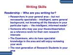 writing skills5