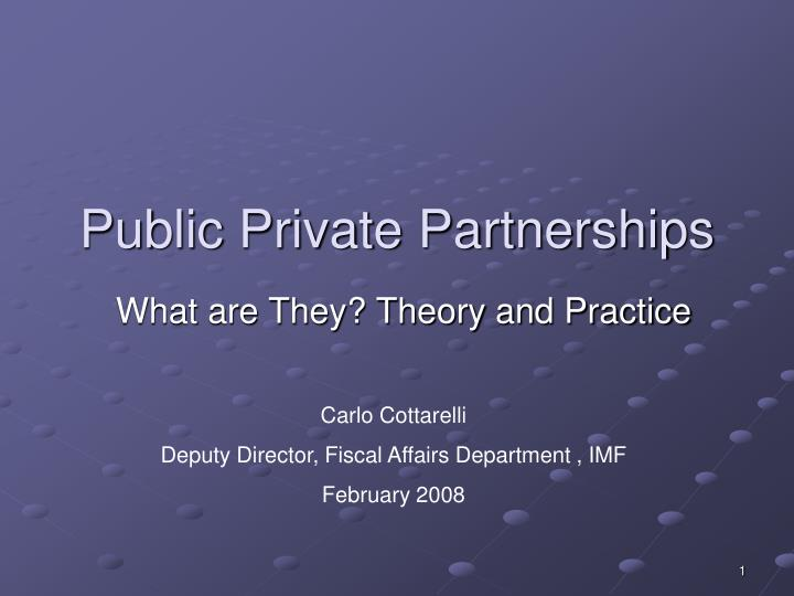 private and public and what they Here's selection of the comments from the survey about public & private sector procurement  what differences they think lie between the private and public.
