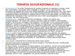 terapia occupazionale 2