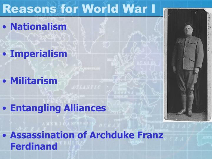 the significance of the assassination of archduke francis ferdinand to world war i and the impact of Assassination of archduke ferdinand, 1914, eyewitness to history, wwweyewitnesstohistorycom (1998) gavrilo princip (age 19) was sentenced to twenty years of hard labor he escaped the death penalty because he was under the age of 21.