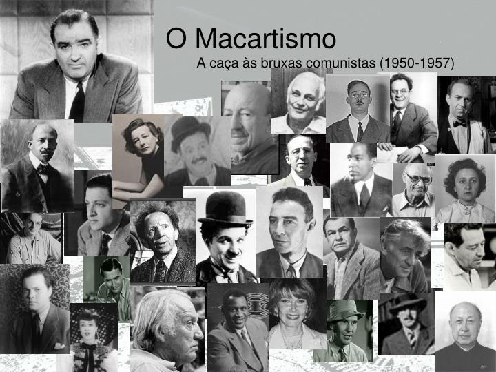 O Macartismo