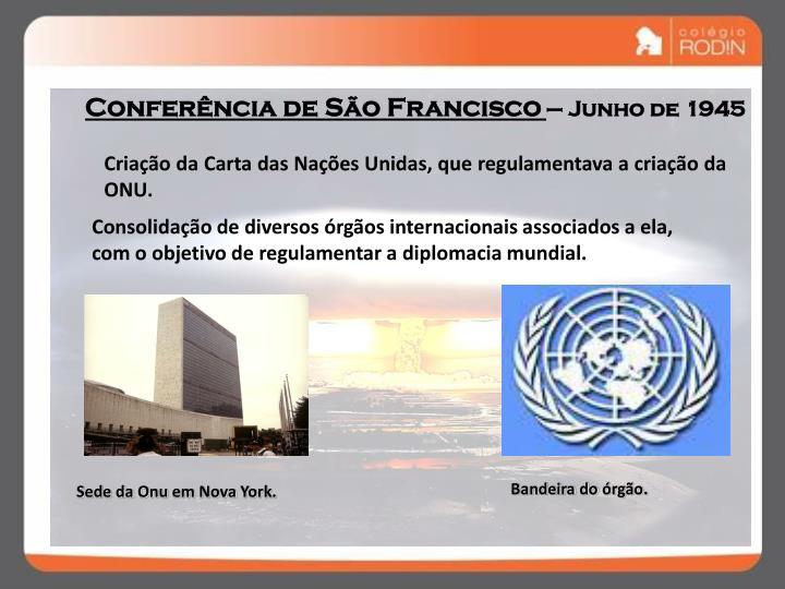 Conferência de São Francisco