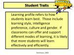 student traits3