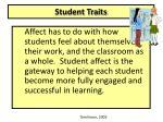 student traits4