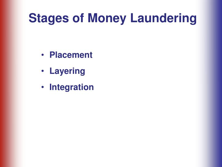 ppt anti money laundering compliance program fcm training