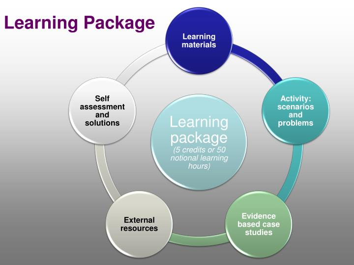 Learning package
