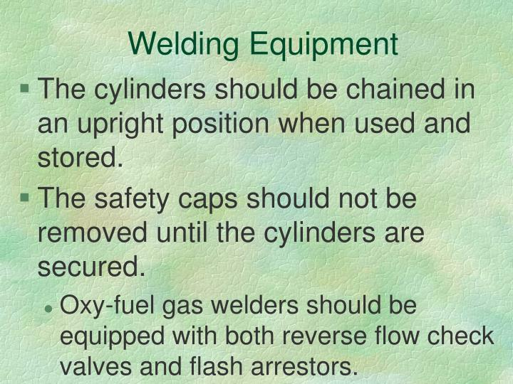 Welding Equipment