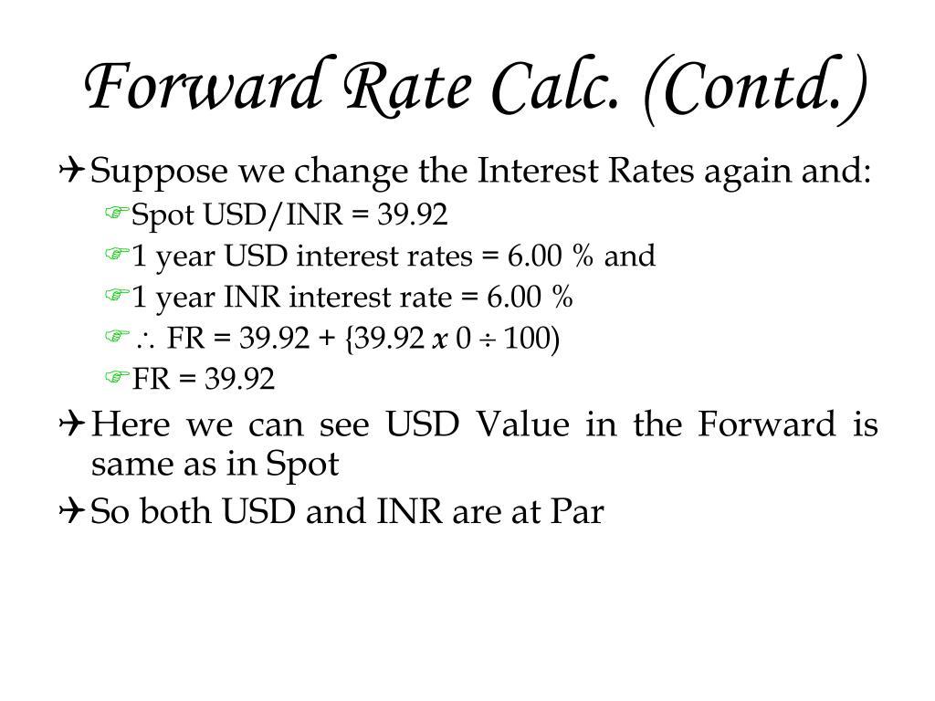 Ppt Foreign Exchange Market