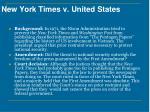 new york times v united states