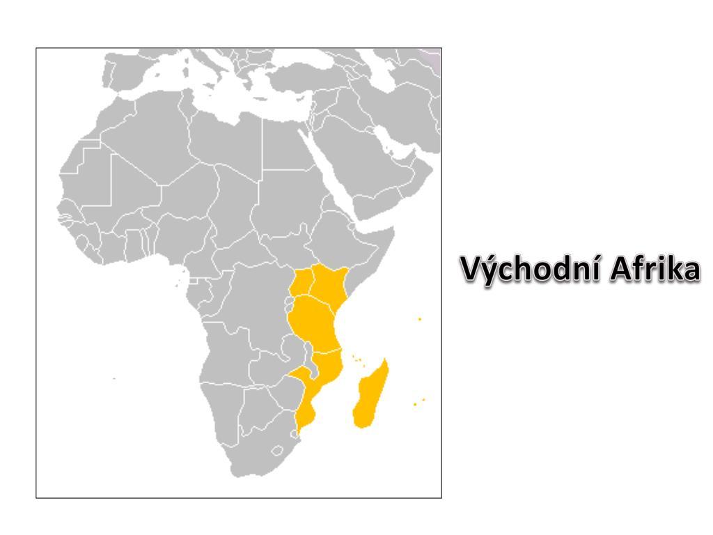 Ppt Afrika Sahel A Vychodni Afrika Powerpoint Presentation