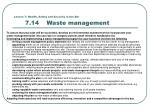 lesson 7 health safety and security in the bar 7 14 waste management2