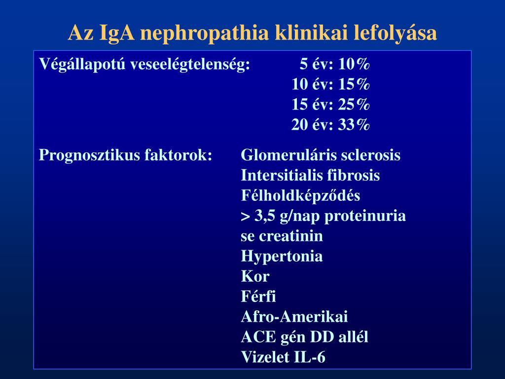 hipertónia remisszió
