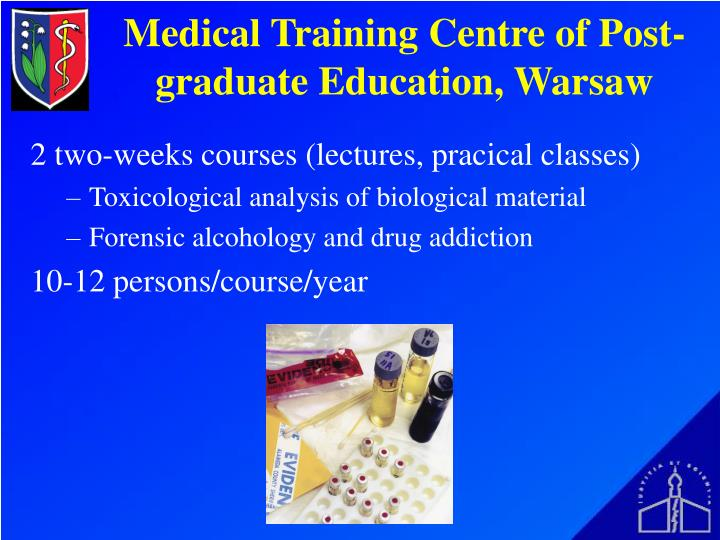 Medical Training Centre of Post-graduate Education, Warsaw